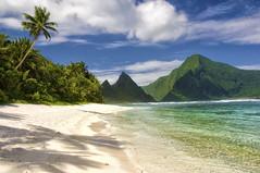 Si'u Point Trail, Ta'u Island, National Park of American Samoa