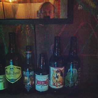 4 more bottles of beer on the wall... | by drewdomkus