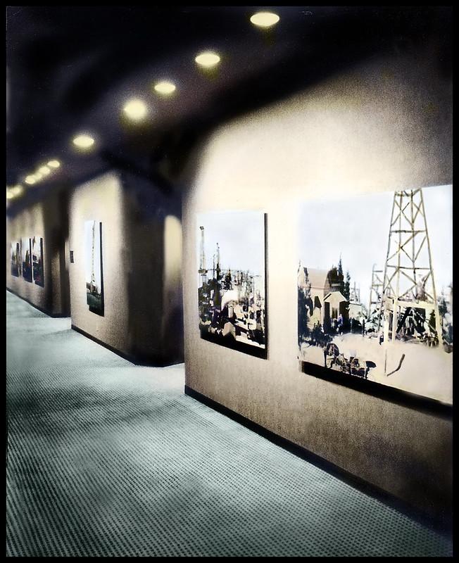 Exhibit on Oil Industry History Hyatt - Dallas