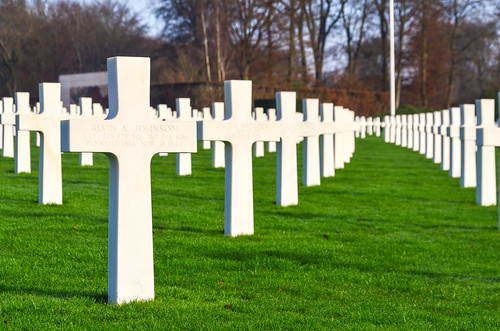 American military cemetery - Luxembourg | by jbdodane