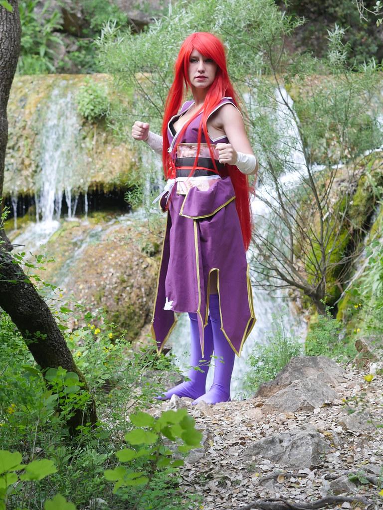 related image - Shooting Erza Scarlet - Robe de Yuen - Fairy Tail - Montferrat - 2015-05-15- P1080646