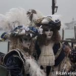 Viajefilos en el Carnaval de Venecia, Mascaras Venecianas 22