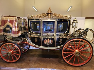 Carriage @ Royal Mews | by davidmalc