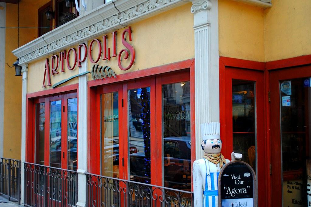 Artopolis Greektown Chicago Cragin Spring Flickr