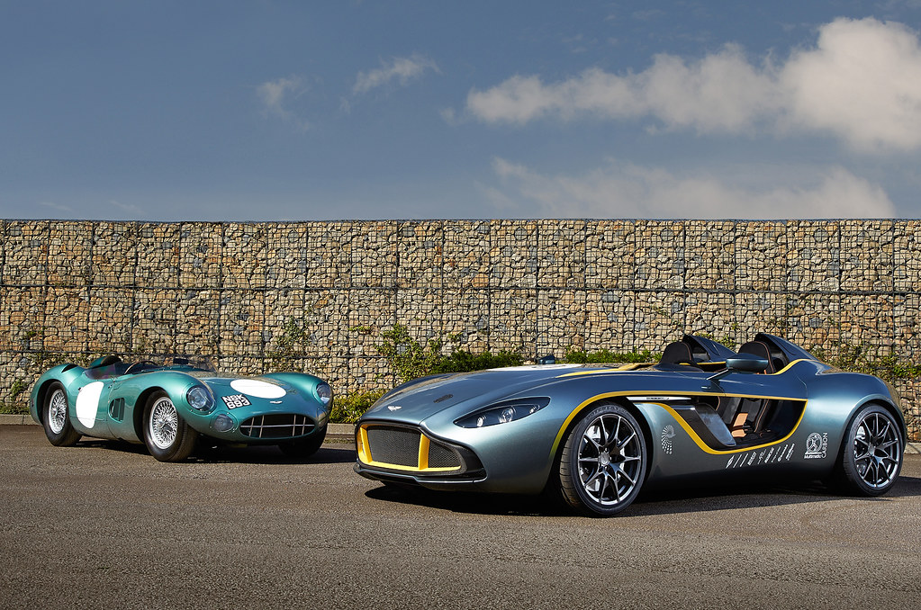 Aston Martin Cc100 Speedster Concept Upcomingvehiclesx Flickr