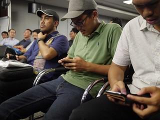 Texting | by nSeika
