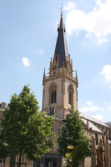 Metz, église Saint Martin