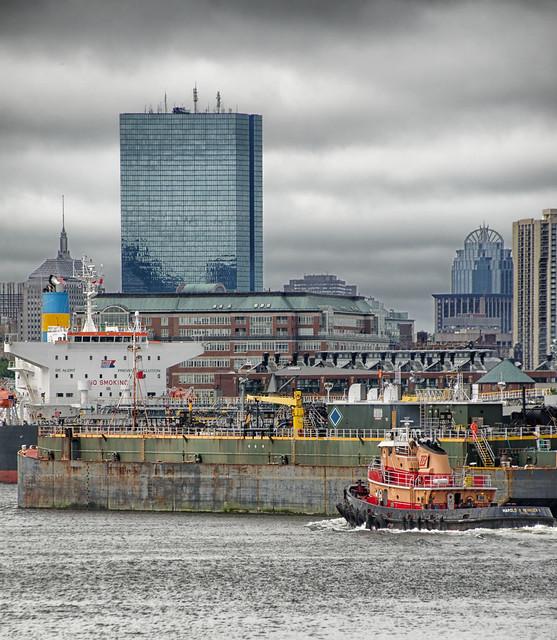 Harbor Traffic