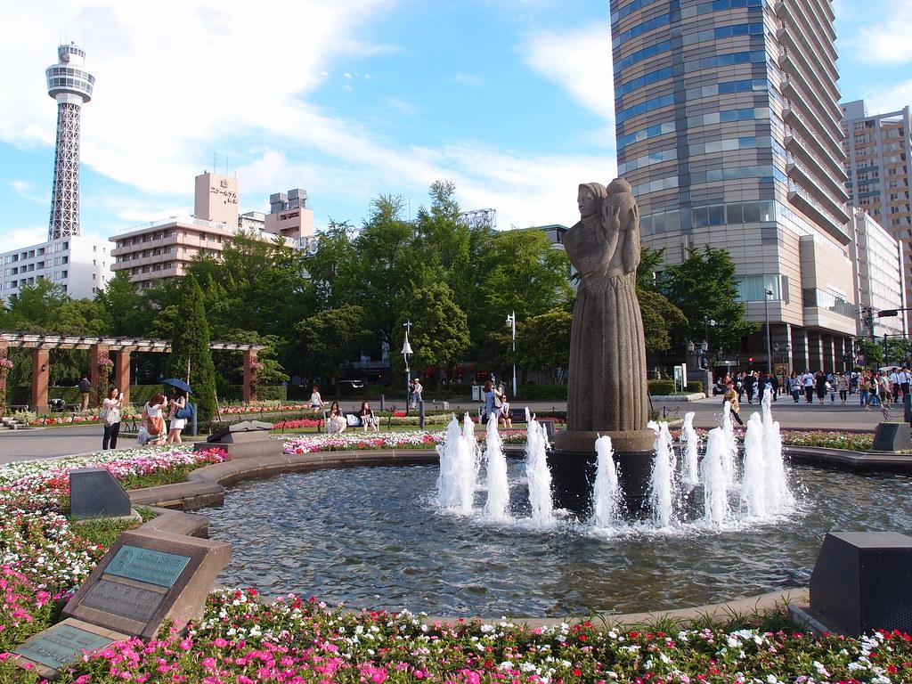 Yamashita Park @ Yokohama