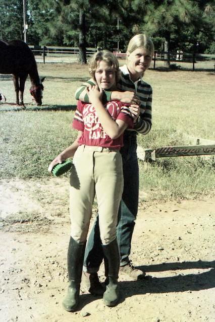 Hickory Top Farm, 1981