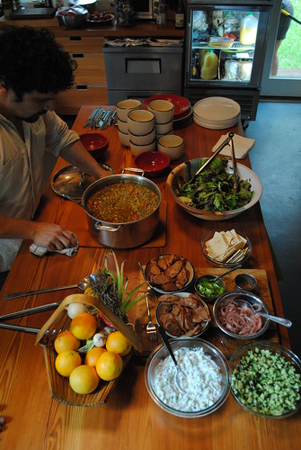 Chef Oscar   by sikelianos