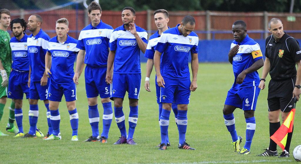 Crawley Green v Dunstable Town FA Cup Preliminary round