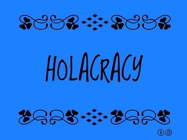 Buzzword Bingo: Holacracy
