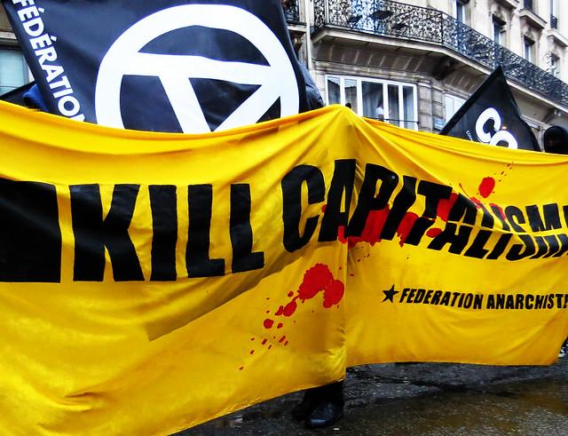 kill capitalism