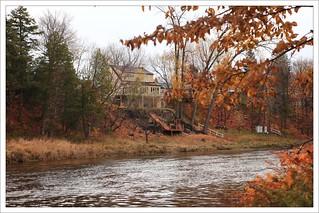 Rivière Nicolet à Victoriaville !