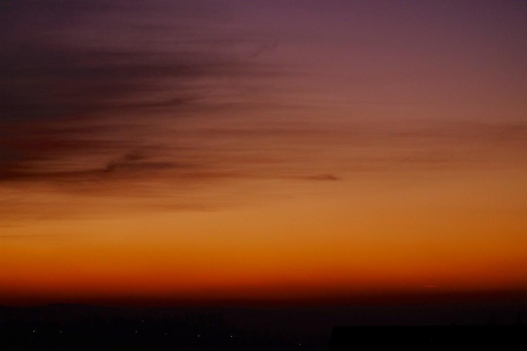 Ostatni zmierzch / Last dusk