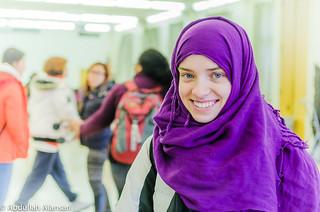 MSA hijab day