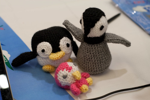 Amigurumi Penguins | by Terriko