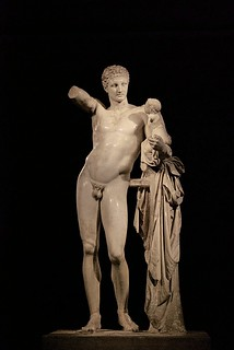 Hermes of Praxiteles, Museum at Olympia