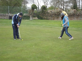 Pitch and Putt Regionals 2013 | by Special Olympics Connaught