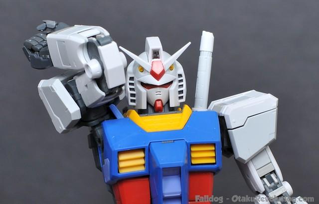 MG RX-78-2 Gundam Ver 3 7