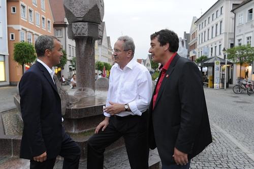Christian Ude SPD Günzburg   by Achim Fissl