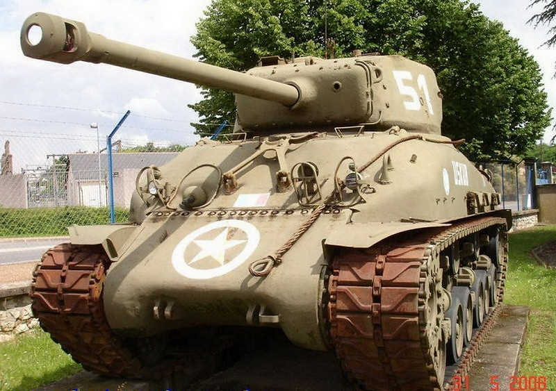M4A1谢尔曼(2)