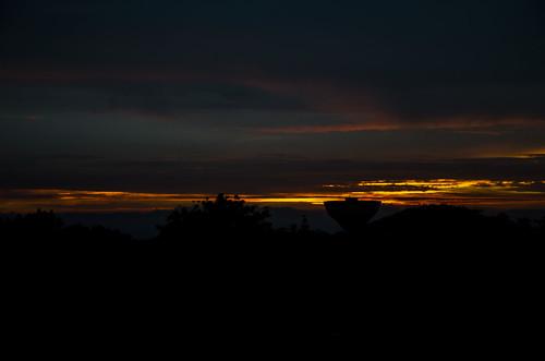 sunset night cloudy nikonflickraward