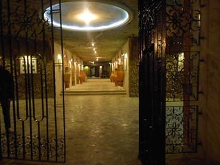 Les célèbres cave de Cricova en Moldavie