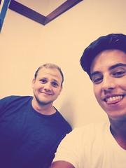 Selfie con la persona menos desconocida del mundo!!