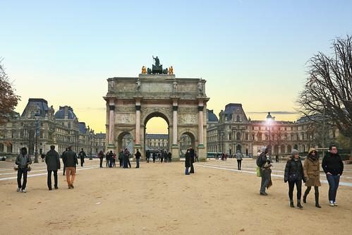 Paris Arc De Triomphe Du Carrousel | by Kenny Teo (zoompict)