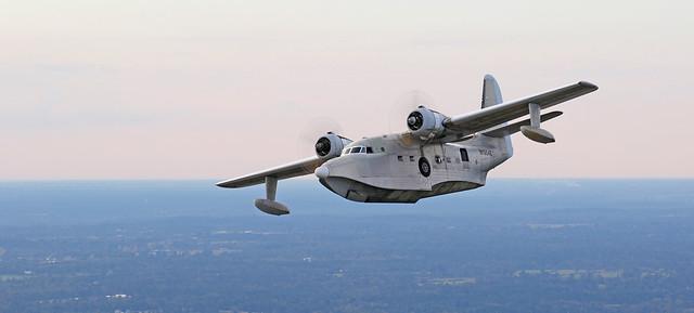 1954 Grumman Hu-16C Albatross / Goat S/N:142362 - N1954Z,
