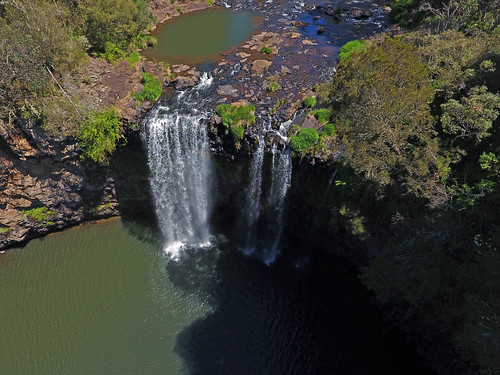 dangarfalls waterfall