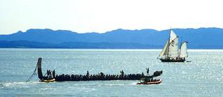 Waka at Golden Bay, 1992