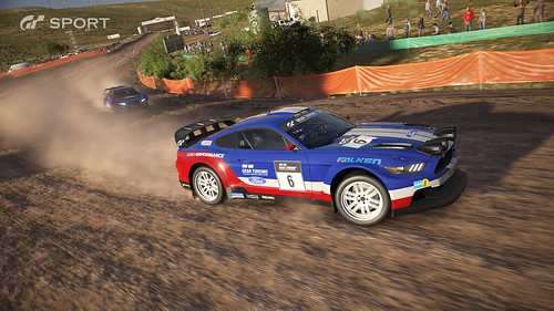 03_Fishermans_Ranch_Mustang_GrB_Rally_Car_1471430780   by PlayStation Europe