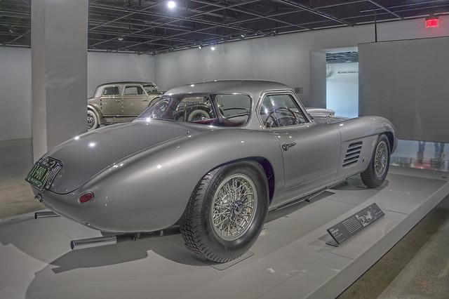 1954 Ferrari 375 MM Scaglietti