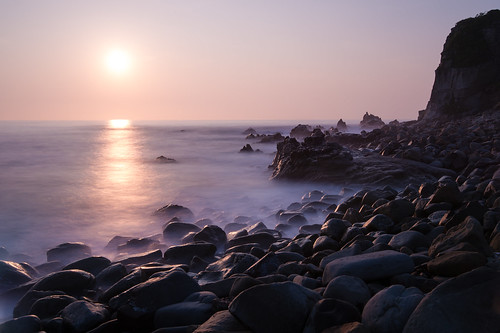longexposure sea sunrise chiba 日本 海 千葉県 日の出 長時間露光 千葉 犬吠埼 inubosaki nikond4 銚子市 nikonafsnikkor1635mmf4gedvr