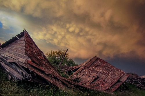 Storm Warning : 2013-07-11 : Mamatous Overhead
