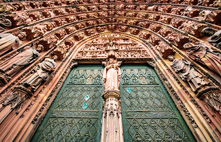 Strasbourg Cathedral-3 | by Chris Bertram