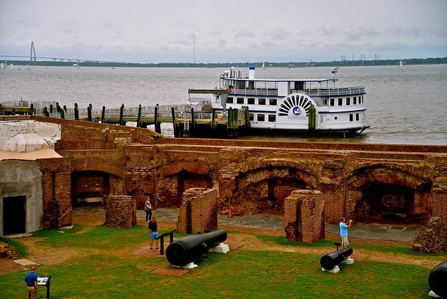 Fort Sumter - Charleston SC
