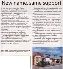 Gawler Community Retirement Homes