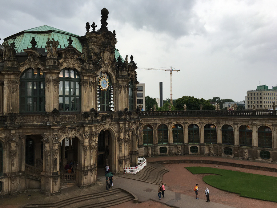 Ly, Cindy; Germany - FIVE - Zwinger Palace