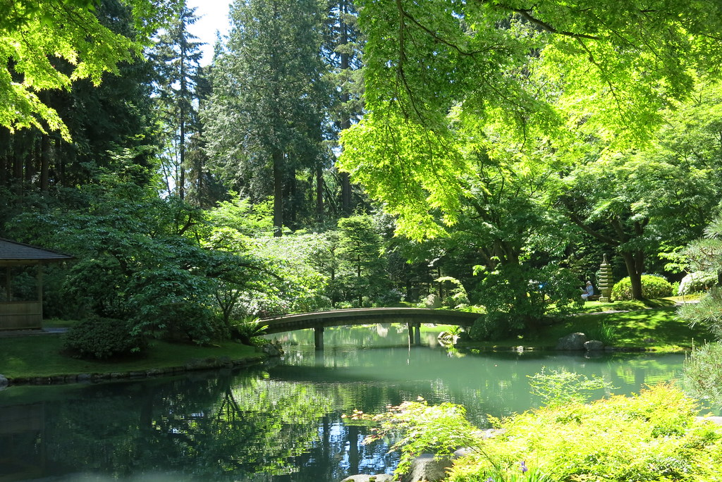 Nitobe Memorial Garden | by UBCgarden Nitobe Memorial Garden | by UBCgarden
