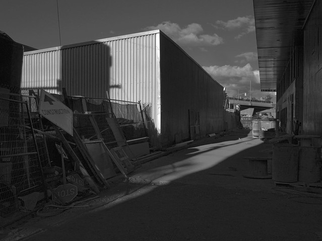 Warehouse BW