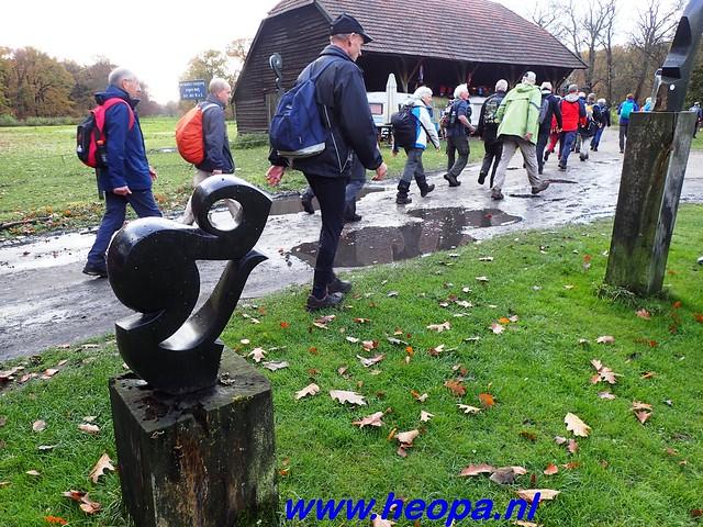 2016-11-16    3e Rondje-WolfHeze   25 Km  (106)