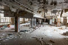 Hudson River State Hospital - Poughkeepsie, NY - 2012, Mar - 28.jpg by sebastien.barre