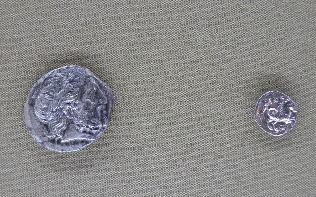Philip II, B.C. 359-336, Archaeological Museum, Pella
