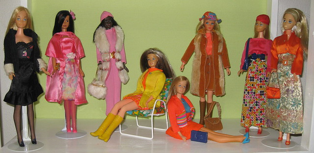 European Exclusive Outfits from the 70s