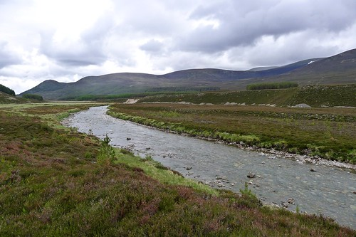 River Feshie | by Nick Bramhall