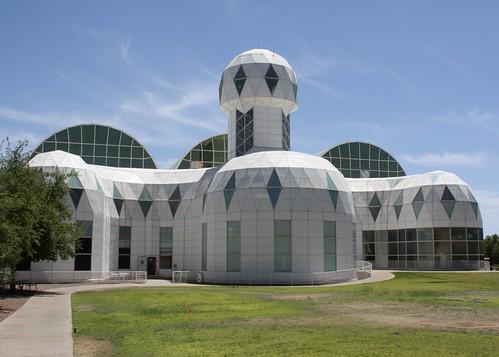 Biosphere 2 Habitat   by Adventures with E&L